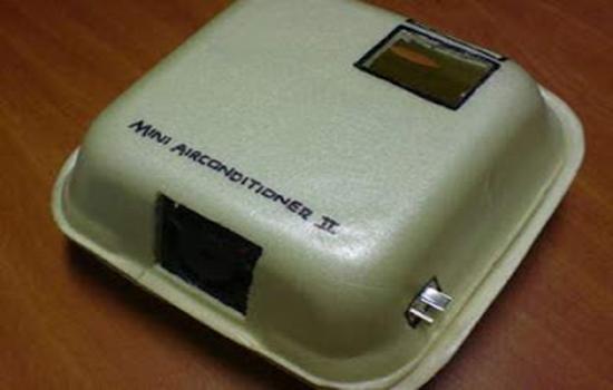 Membuat Air Conditioner (AC) Kecil Memakai Kotak Styrofoam