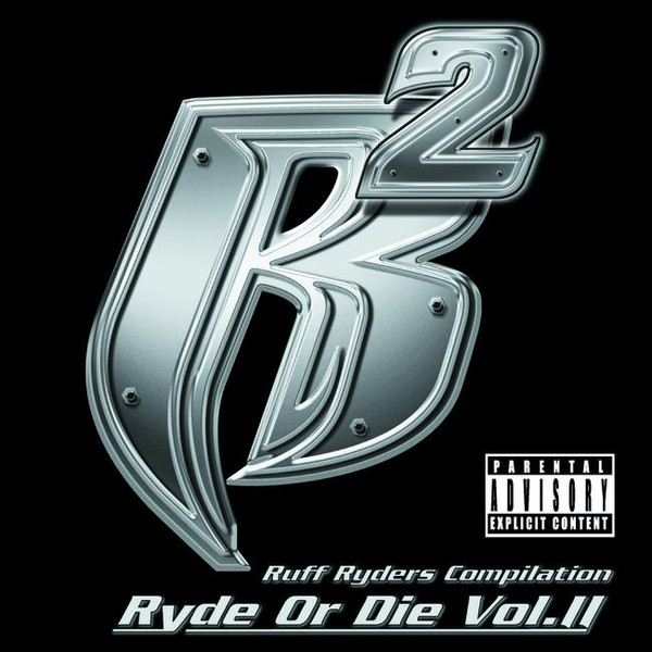 Ruff Ryders - Ryde or Die, Vol. 2  Cover