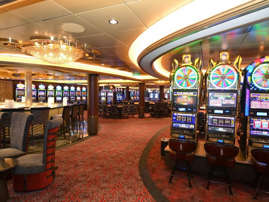 Quantum Of The Seas Casino Slots