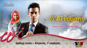 Tonton online dram Love You Mr Arrogant episode 20