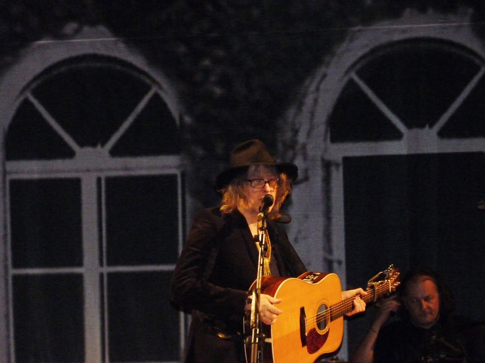 THE WATERBOYS, concierto en Valencia (30-11-13)
