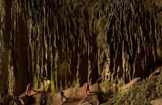 Calcarea Cave Vietnam