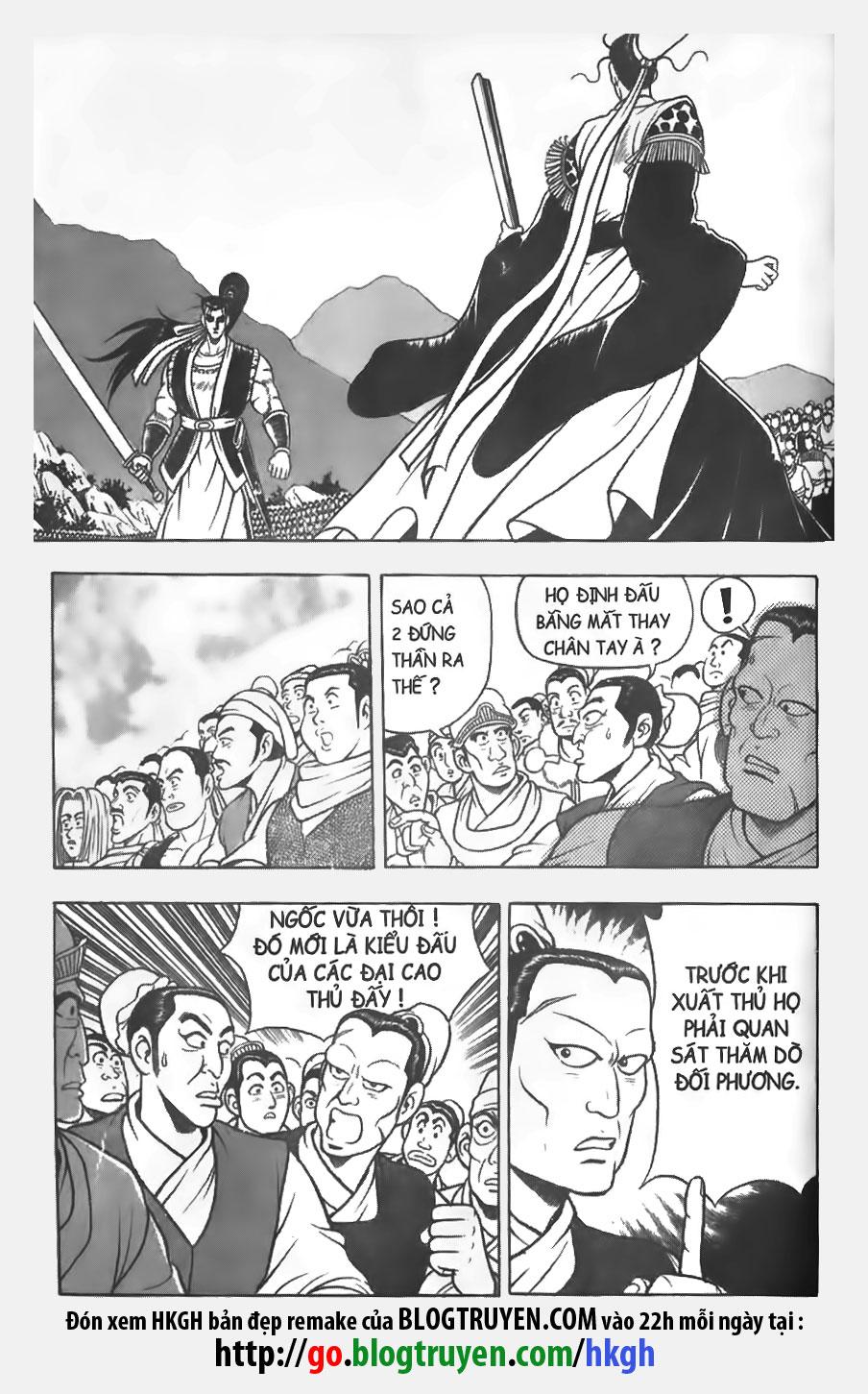Hiệp Khách Giang Hồ - Hiệp Khách Giang Hồ Chap 056 - Pic 4