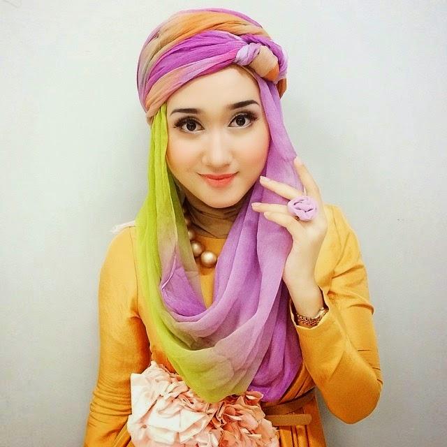 Model Trend Hijab Modern Terbaru 2016