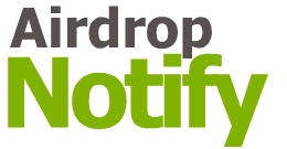 AirdropNotify.com | Free Cryptocurreny airdrop For Everyone