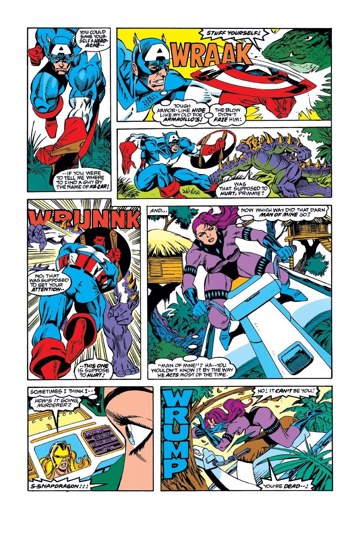 Captain America (1968) Issue #415 #364 - English 14