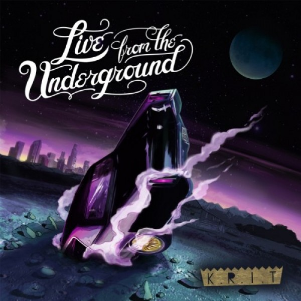 BigKRIT live Big K.R.I.T.   Live From The Underground (Album Stream)
