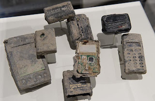 9/11 victims' mobile phones