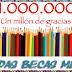 Dudas becas mec alcanza el 1.000.000 de visitas en 8 meses.