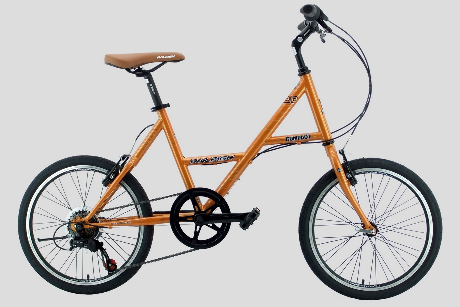 the samosaurus chronicles an affordable mini bike raleigh compact. Black Bedroom Furniture Sets. Home Design Ideas