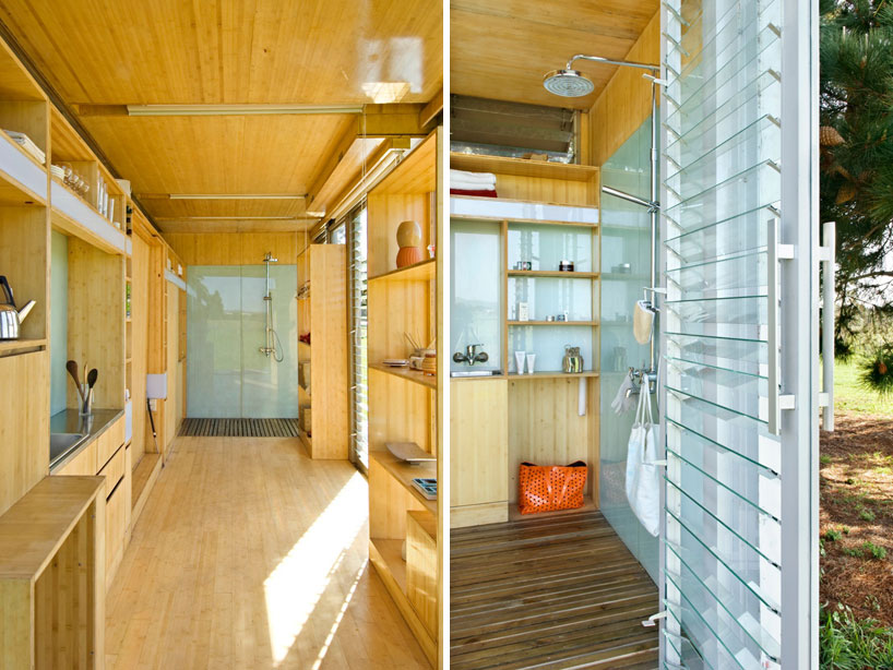 Shipping Container Homes Portable Shipping Container Holiday Home New Zealand