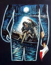 Official Poster art for Friday the 13th