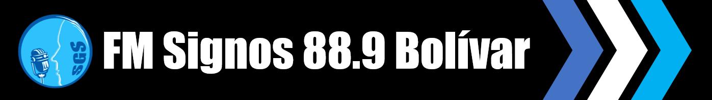 FM Signos 88.9 Bolívar