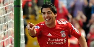 Suarez sores another hat-trick v Norwich