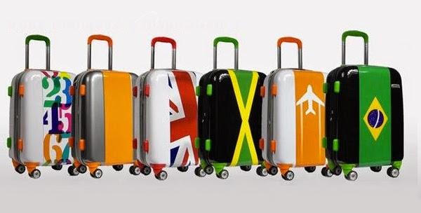 Personnalisez votre valise !