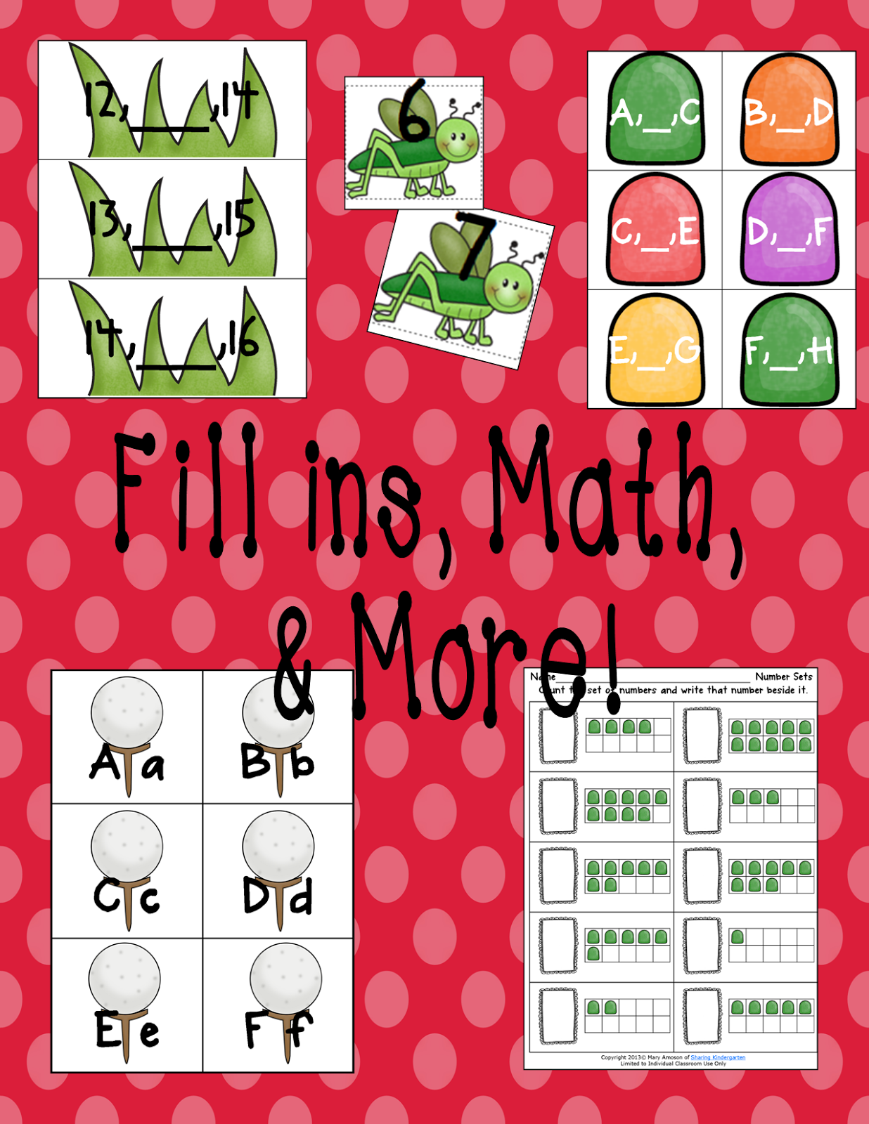 http://www.teacherspayteachers.com/Product/Gg-Activities-727509