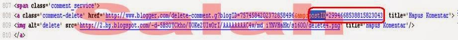 Mengembalikan Postingan Blog Yang Terhapus