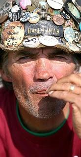 Brian Haw, 1949-2011.