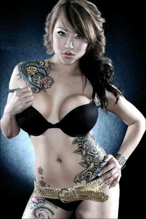 Tattoo for girls hot asian girls tattoo for Hot tattoo chics