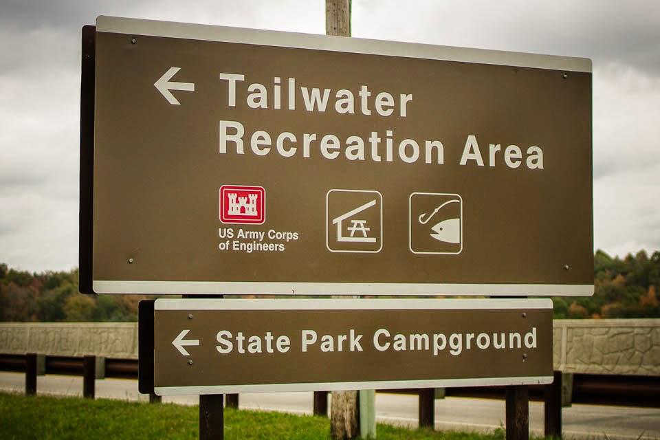 Kentucky camping trip