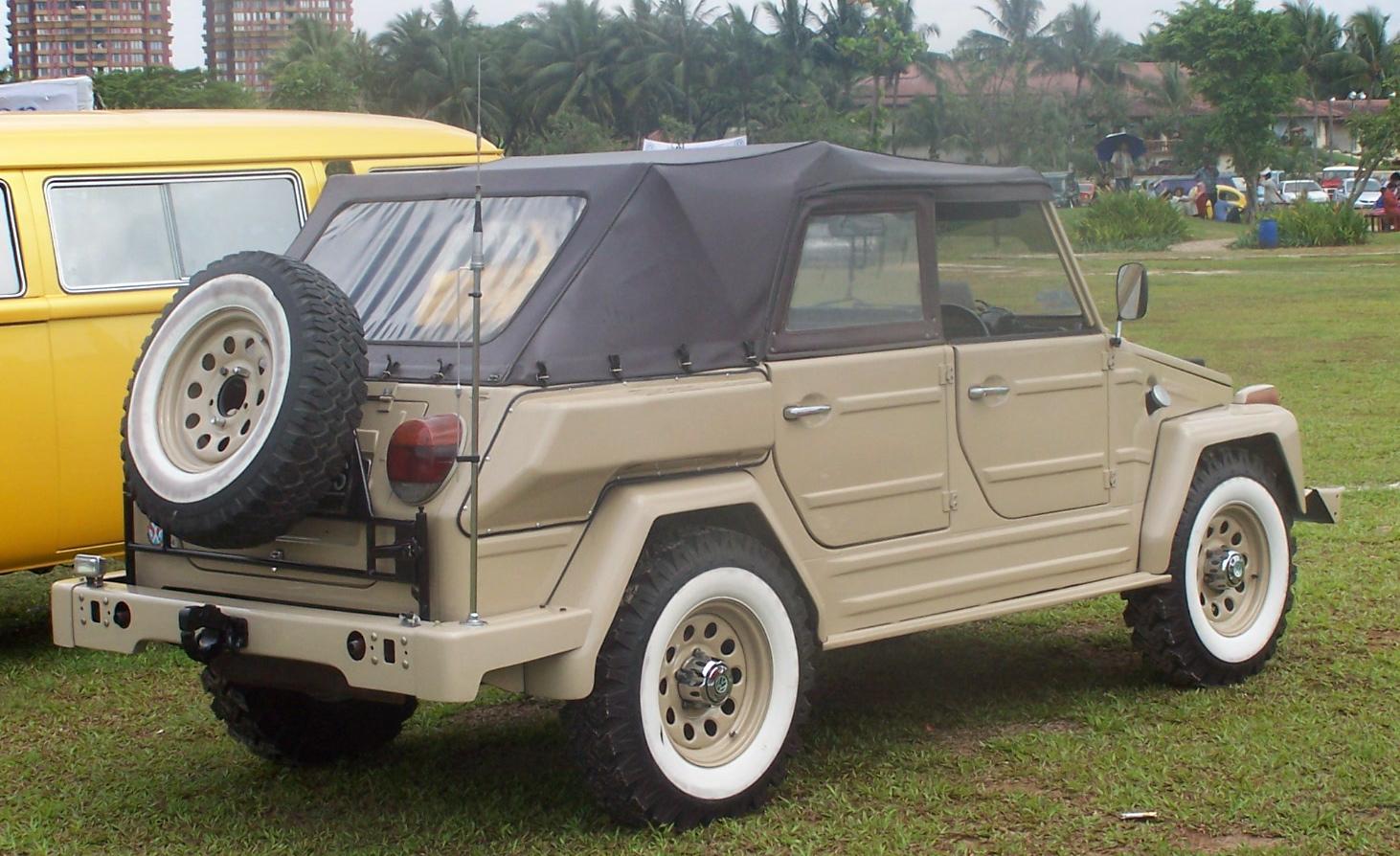 vintage volkswagen indonesia volkswagen type 181 thing