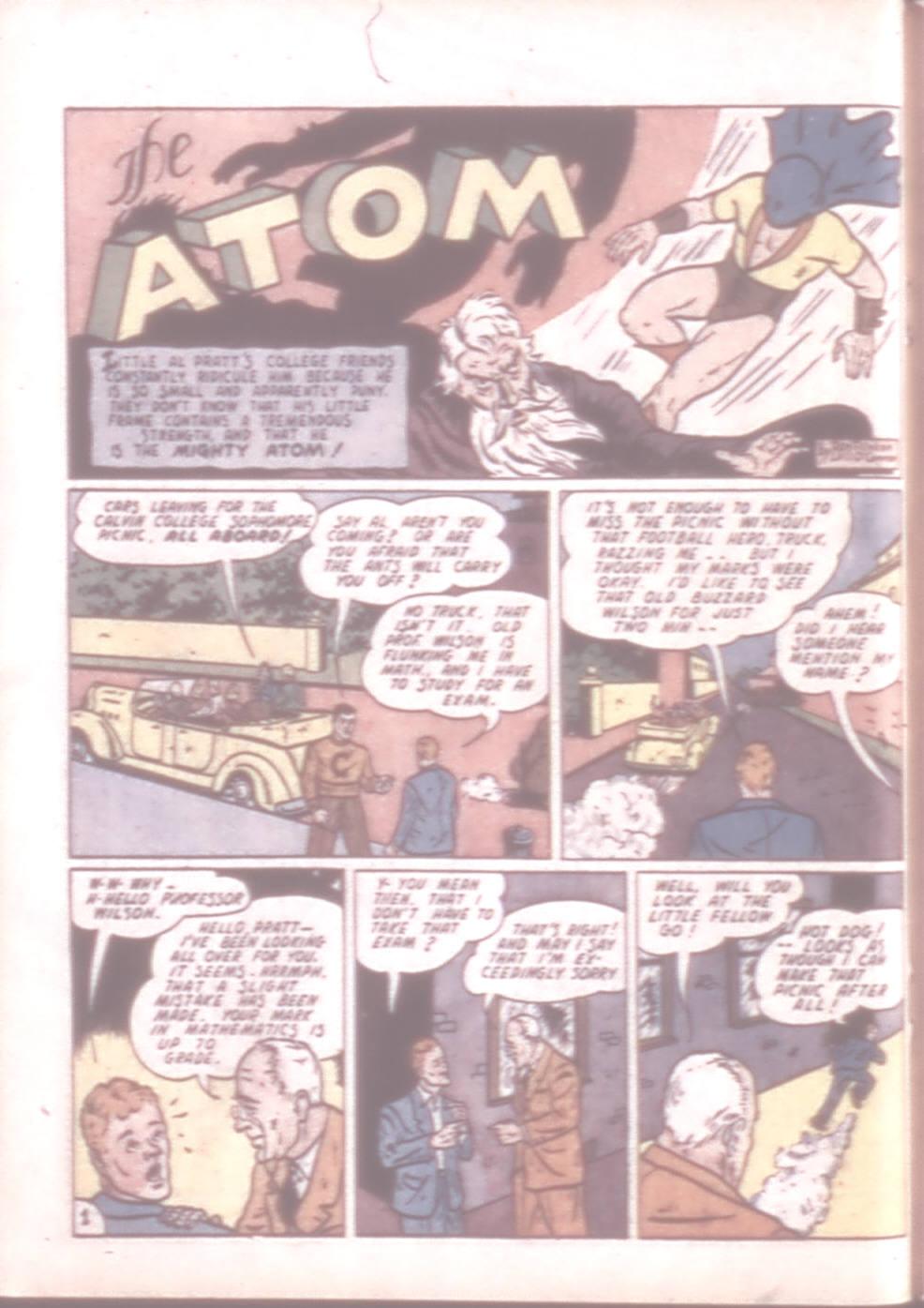 Read online All-American Comics (1939) comic -  Issue #21 - 29