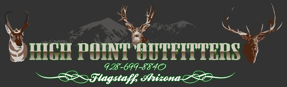 Arizona's Elk, Antelope and Mule Deer Guide and Outfitter