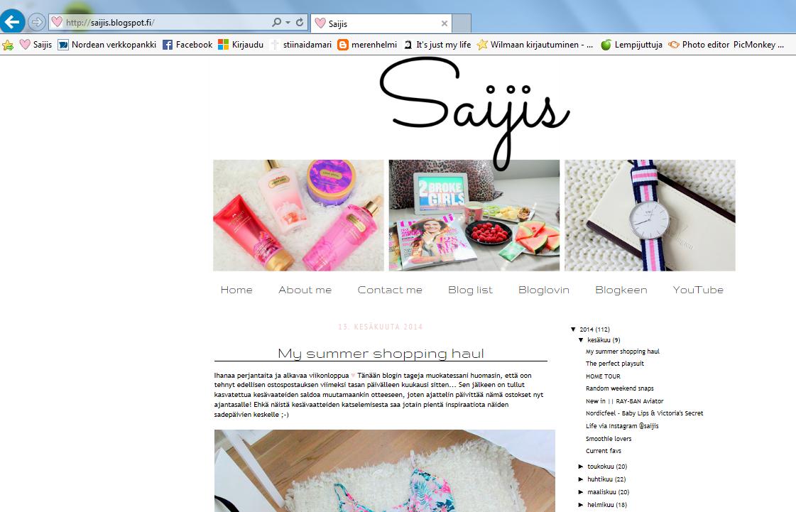 http://saijis.blogspot.fi/