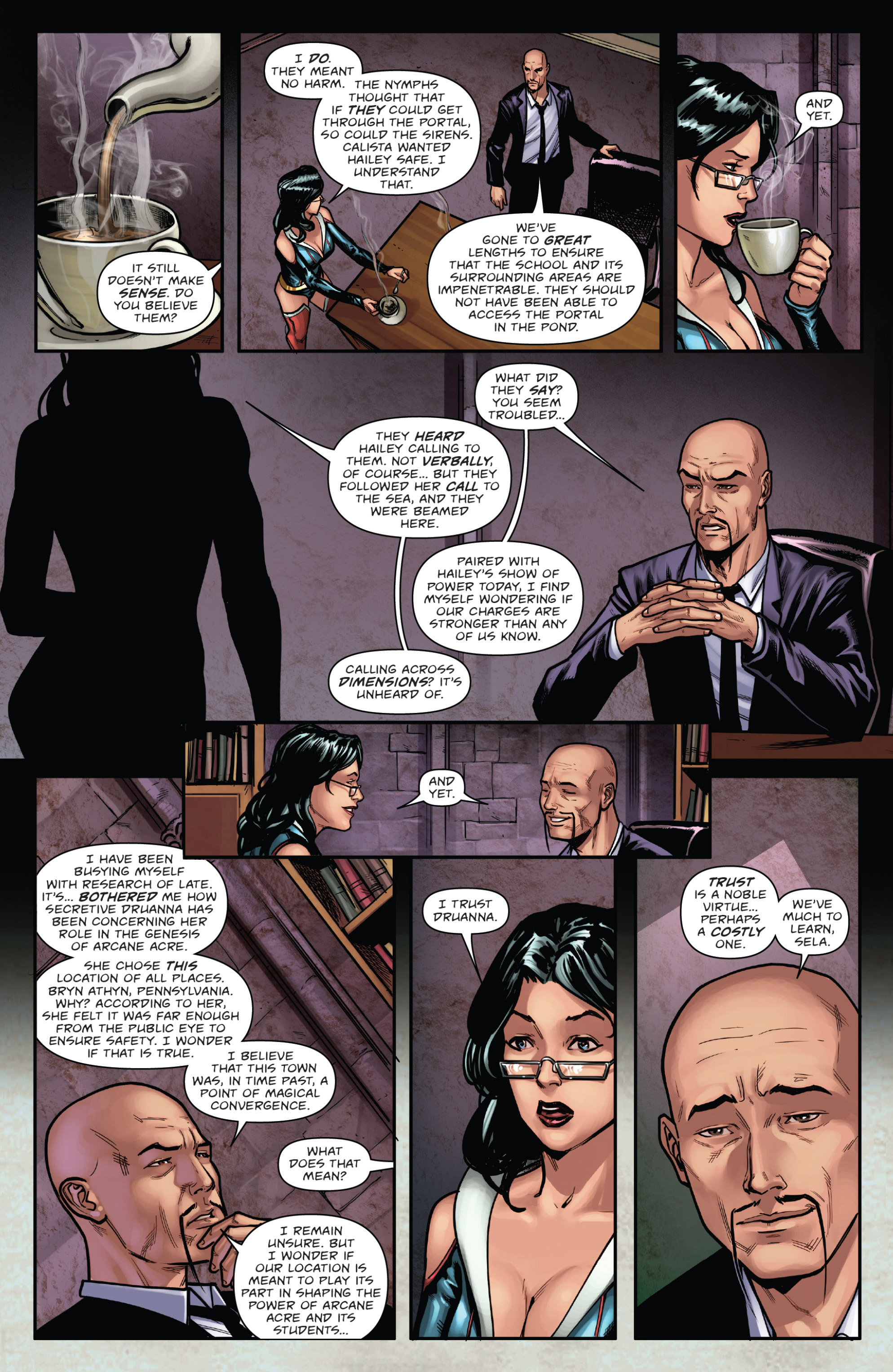 Grimm Fairy Tales (2005) Issue #105 #108 - English 22