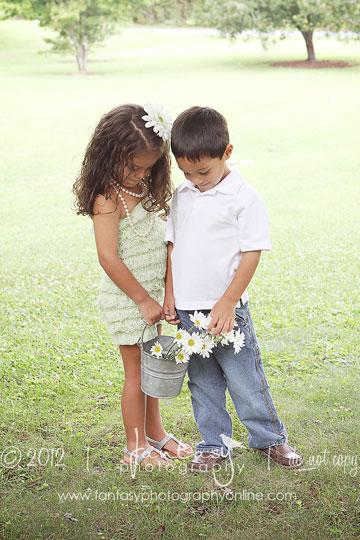 Winston Salem Childrens Photographers - Fantasy Photography, LLC