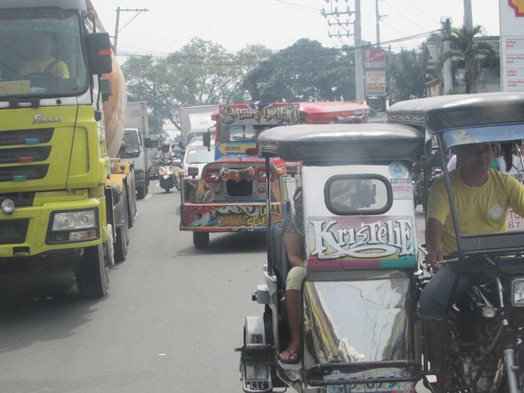 Traffic - Manila style