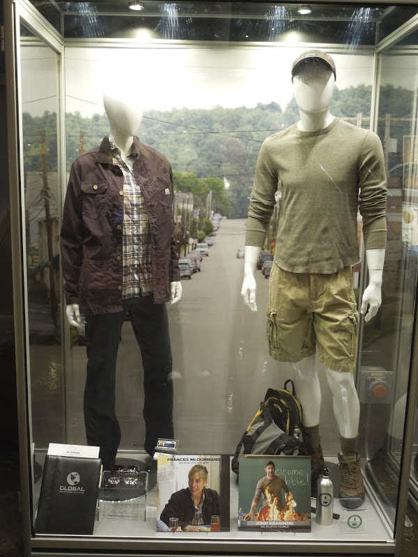 Frances McDormand John Krasinski Promised Land costumes