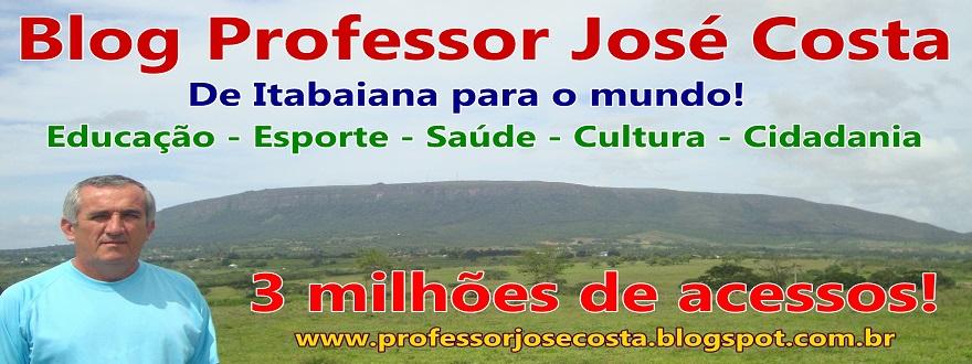 Professor José Costa - 36 anos dedicados à Educação