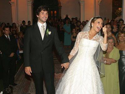 Confira os vestidos de noiva das famosas e celebridades da tv
