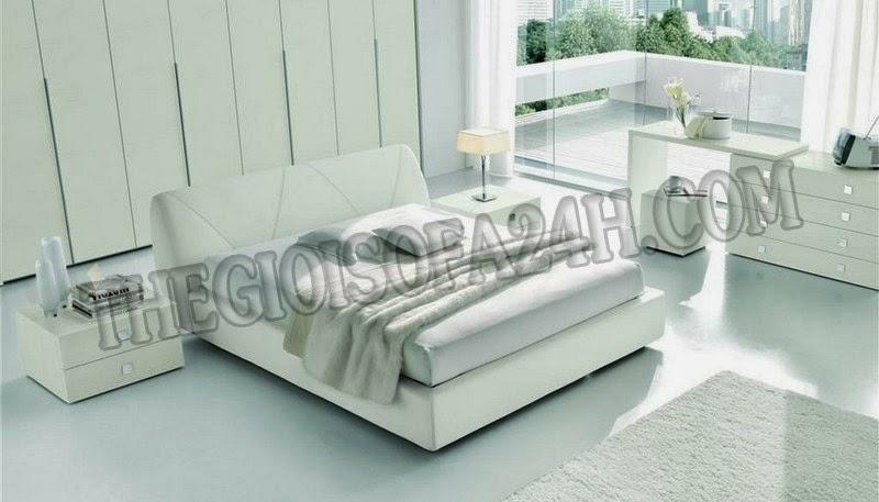 Giường ngủ GN045