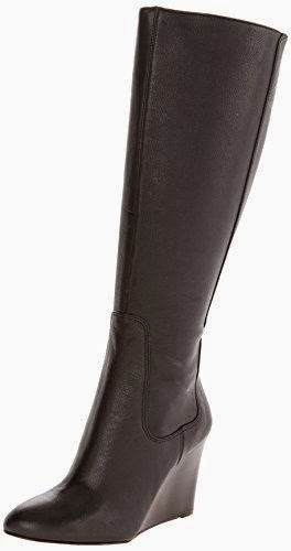 Tall wedge boot by Nine West