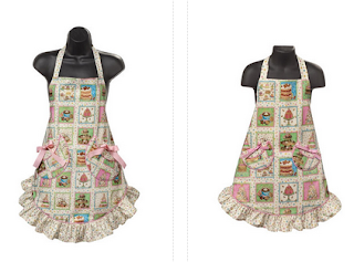 Super cute!! Matching outfits from meNmommy aprons  Enter for a $25 GC