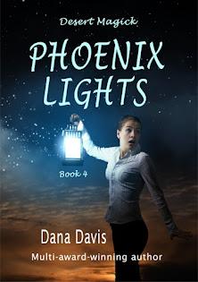 Desert Magick: Phoenix Lights (Book 4)