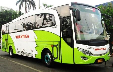 Nomor Telepon Agen Bus Shantika