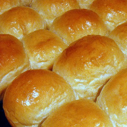 One Perfect Bite: Soft Dinner Rolls