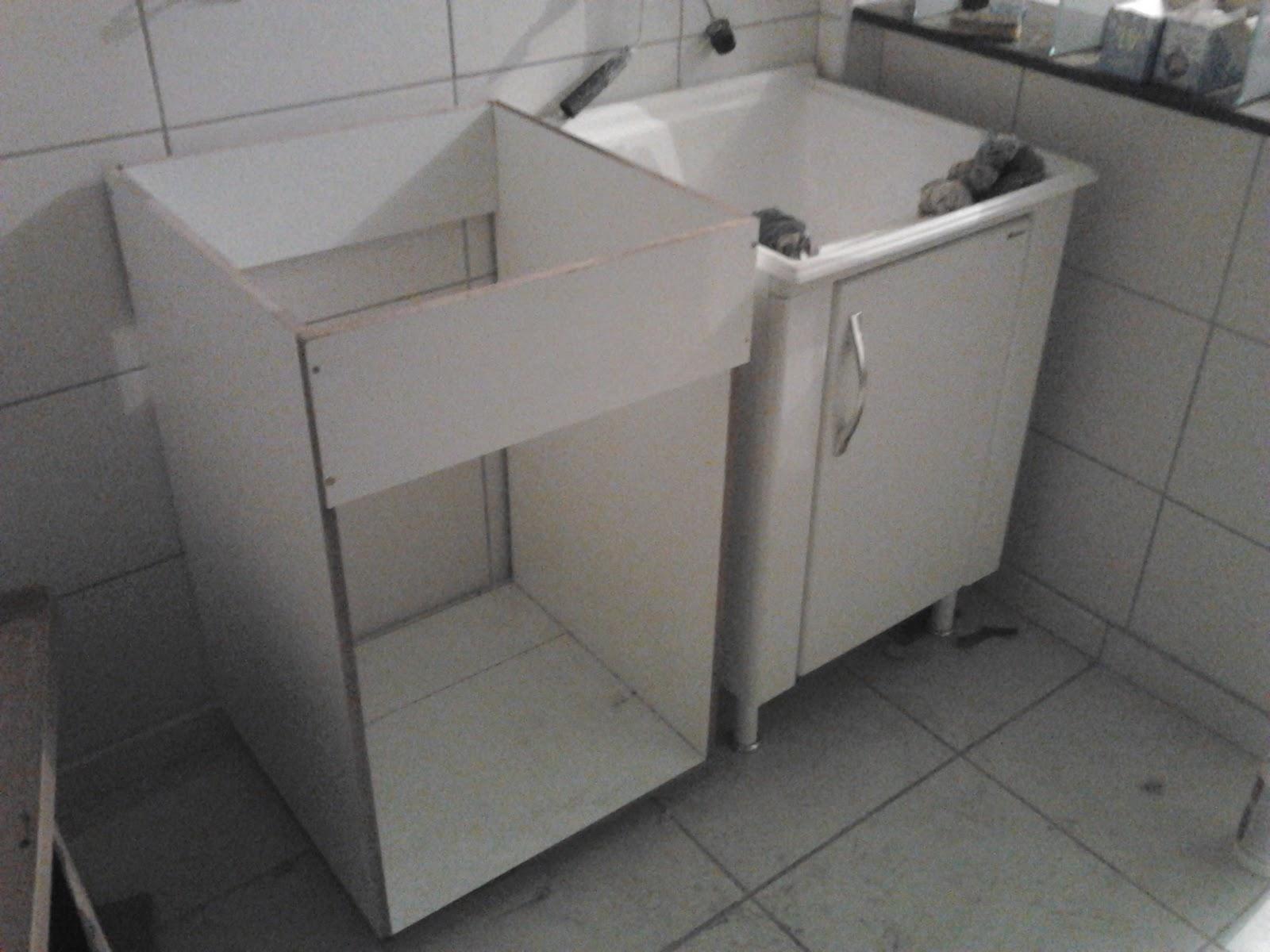 agora o armário do lavatório do banheiro social  #6A6461 1600x1200 Armario Lavatorio Banheiro