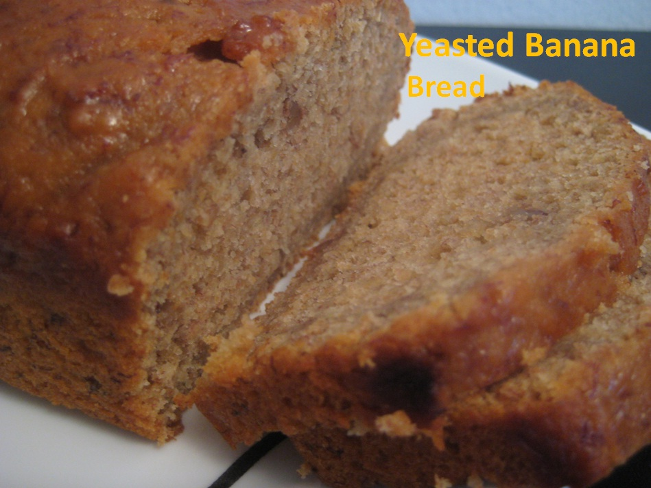 Banana cake whole wheat flour recipe