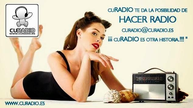 ¿Te gustaría hacer radio?