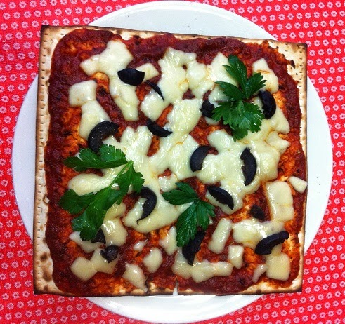 פיצה מצה