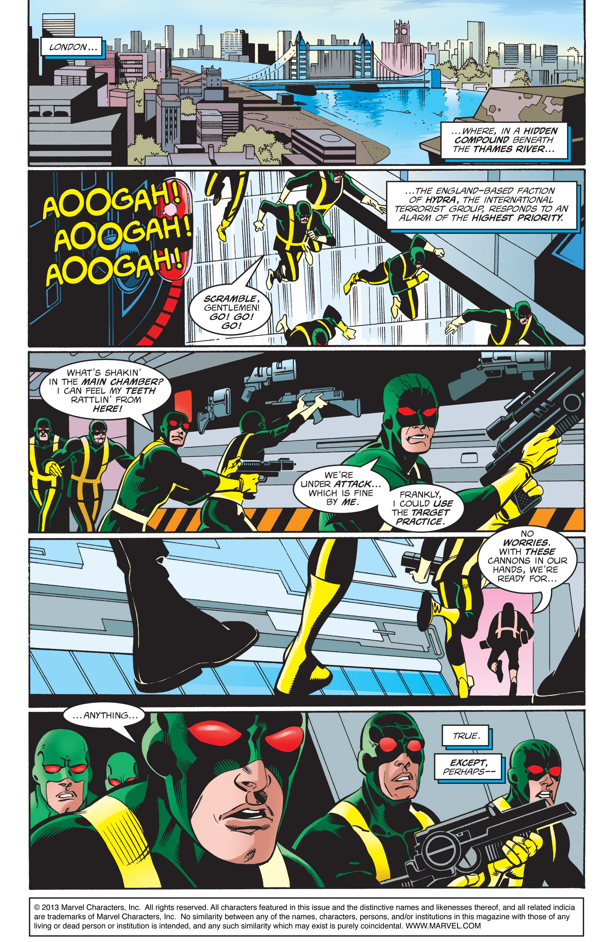 Captain America (1998) Issue #5 #8 - English 2