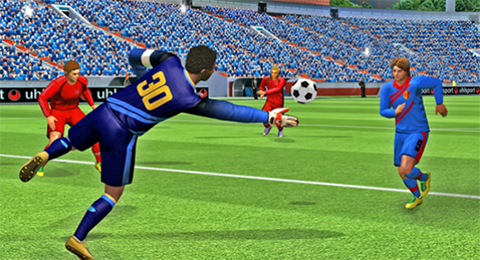Real Football 2013 Gameplay