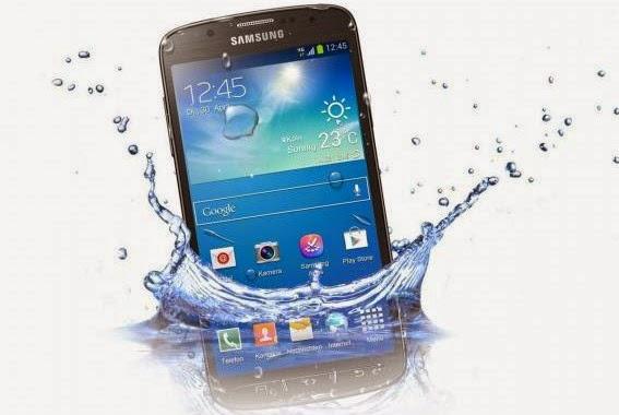 водонепроницаемый Samsung Galaxy S5 Active