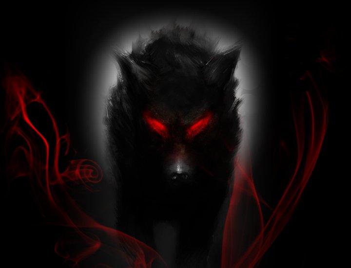 El Quinto Lobo: Ojos Rojos (Lobo)