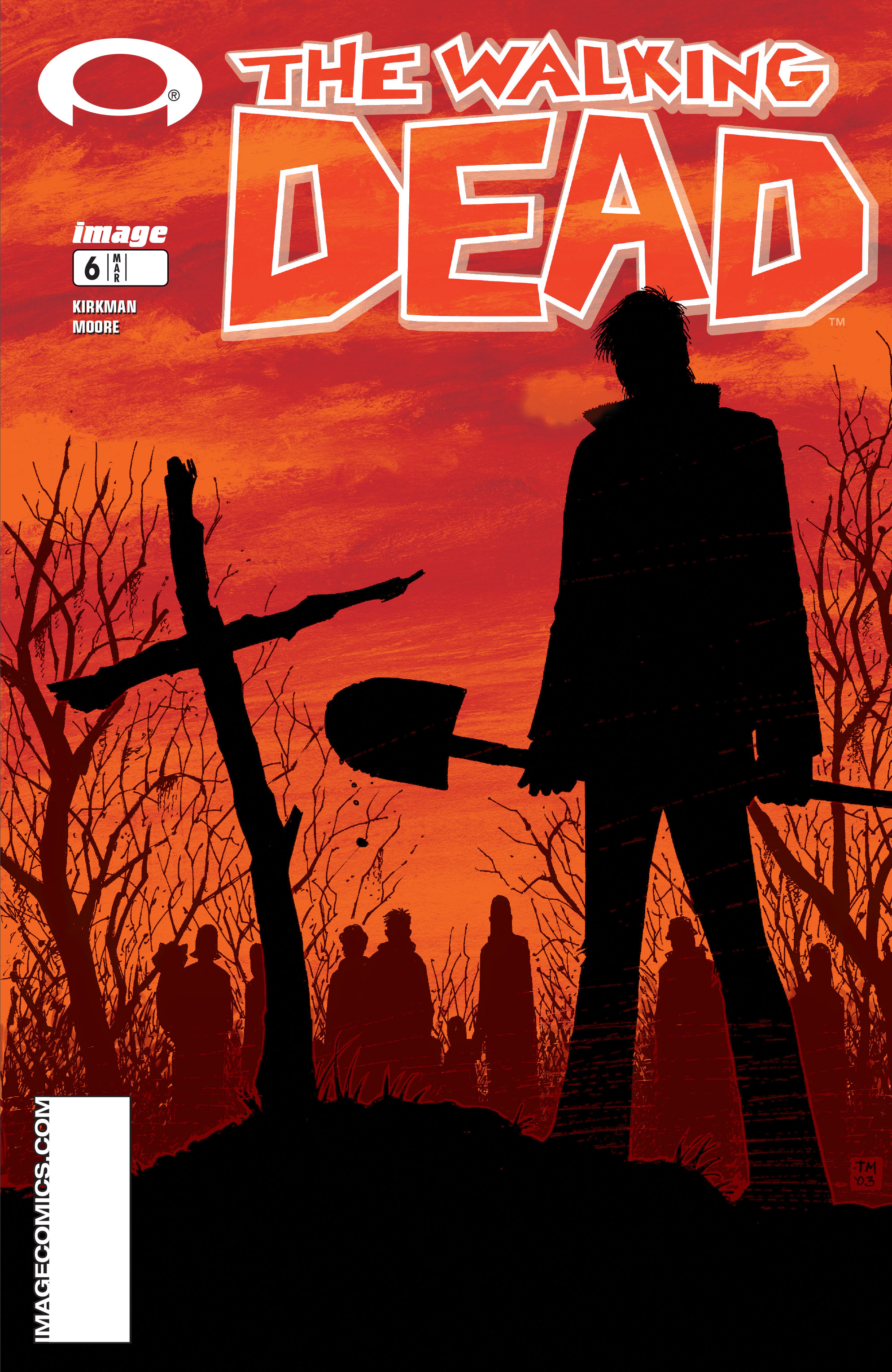 The Walking Dead 6 Page 1