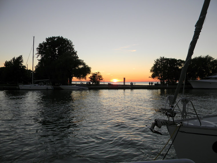 Port Dalhousie, Lake Ontario, September 2011